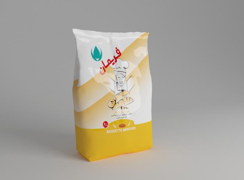 بهبود دهنده نان باگت 500 گرمی
